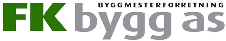 Logo av FK bygg AS